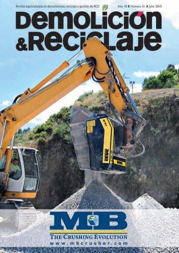 Demolición & Reciclaje 51 - Fueyo editores