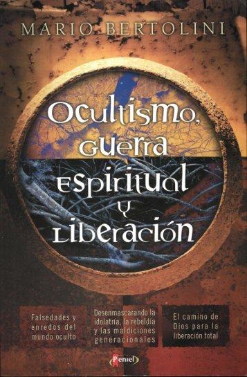 Ocultismo-Guerra-Espiritual-y-Liberacion - El Ministro