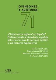"""¿""""Democracia sigilosa"""" en España? - Librería - Centro de ..."""