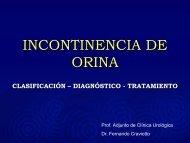 INCONTINENCIA DE ORINA