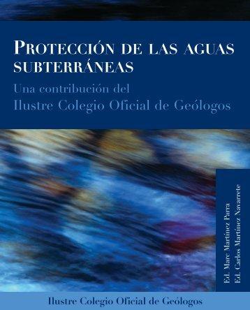 Descarga aquí (PDF) - Ilustre Colegio Oficial de Geólogos