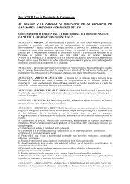 Ley Nº 5311 - Secretaria de Ambiente y Desarrollo Sustentable