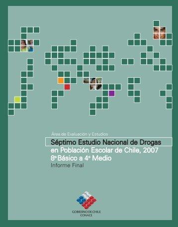 Séptimo Estudio Nacional de Población Escolar. 2007 - Senda
