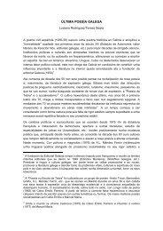 ÚLTIMA POESÍA GALEGA - Asociación de Escritores en Lingua ...