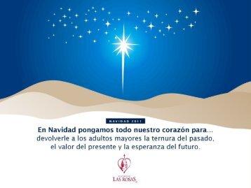revise nuestro catálogo de navidad - Fundación Las Rosas