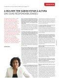 O mérito no feminino - Sonangol Limited - Oil Trading Services - Page 7