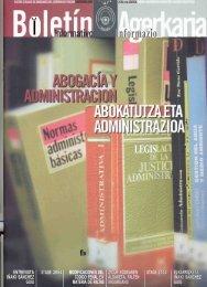 stage 2004 - Colegio de Abogados de Vizcaya