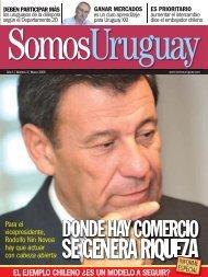 Somos Uruguay - prolog 2001