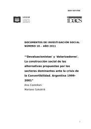 Haga clic aquí - IDAES - Instituto de Altos Estudios Sociales