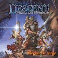 reglas de Descent - Edge Entertainment