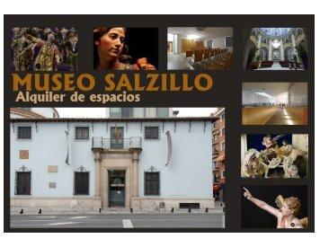 Descargar dossier en PDF - Museo Salzillo