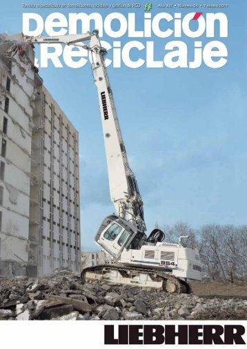 Demolicion y reciclaje 54 - Fueyo editores
