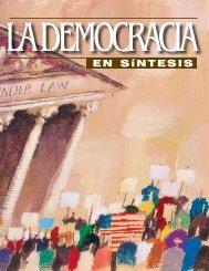 La democracia en síntesis