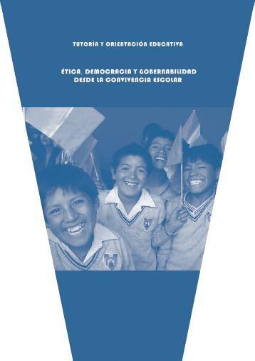 ética, democracia y gobernabilidad desde la convivencia escolar