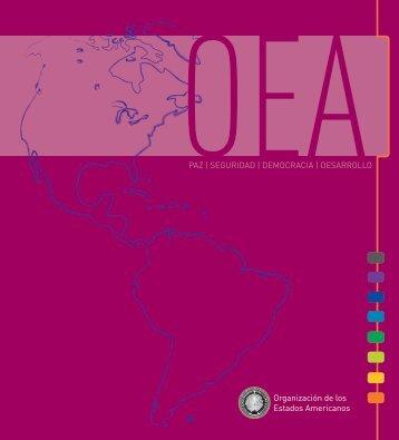 seguridad   democracia   desarrollo - Organization of American States