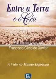 Entre a Terra e o Céu - Centro Espírita Seara de Jesus