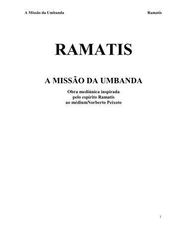 RAMATIS - Escola da Luz