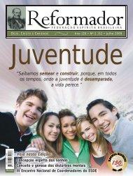 reformador Julho 2008 - a.qxp - Federação Espírita Brasileira
