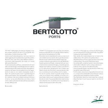 Bertolotto Magazines
