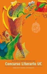 Concurso Literario UC - Dirección de Asuntos Estudiantiles ...