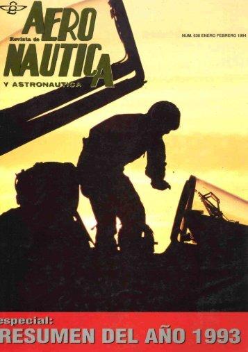 Nº 630 1994 Enero-Febrero - Portal de Cultura de Defensa ...
