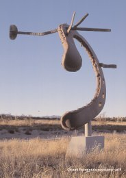 Monumento al ultimo caballo - The Chinati Foundation