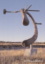 Monumento al ultimo caballo - The Chinati Foundation