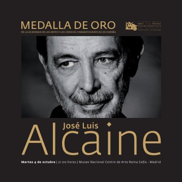 Medalla de OrO - Academia de Cine
