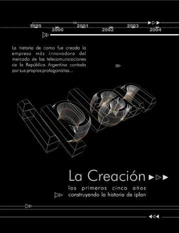 Libro 5 anos iplan (2004) Parte 1 - publicaciones de Roberto Ares