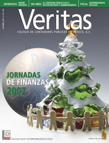 VER-DIC 1-33.indd - Colegio de Contadores Públicos de México