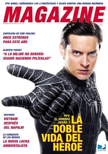 LA DOBLE VIDA DEL HÉROE - DirecTV
