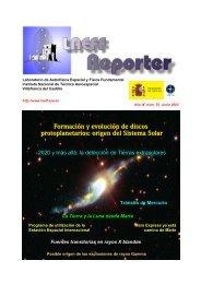Primera Plana - Laboratorio de Astrofísica Espacial y Física ...