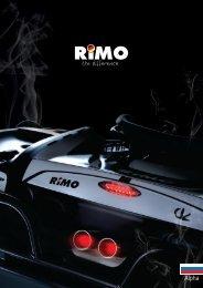 GS удостоверенный карт - Rimo