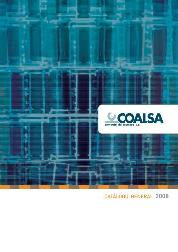 Catálogo General COALSA