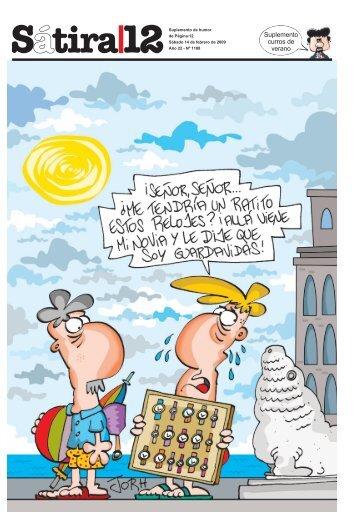 Suplemento curros de verano - Página/12