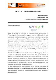Descargar Comunicación (pdf) - José Quintanal Díaz