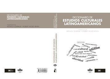 ESTUDIOS CULTURALES LATINOAMERICANOS