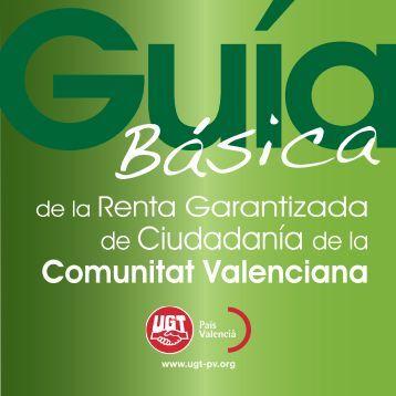 de Ciudadanía de la Comunitat Valenciana - UGT-PV.es