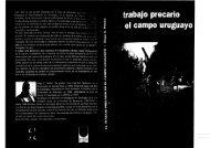trabajo precario o el. el campo uruguay •