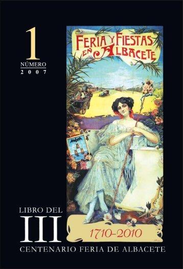 La Feria de Albacete, 300 años.