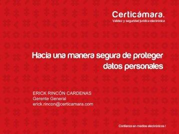 Alcance de las Normas aplicables al Sector - certicamara.com