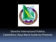 Antecedentes y fuentes del derecho internacional publico DRA ...