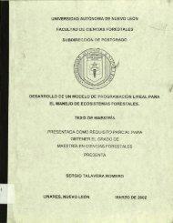 TESIS DE MAESTRÍA - cdigital - Universidad Autónoma de Nuevo ...