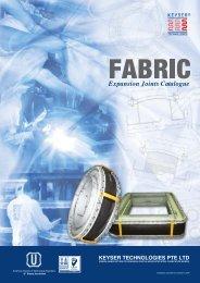 Download Catalog (5.0 Mb) - Keyser Technologies Pte Ltd
