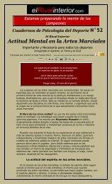Actitud Mental en la Artes Marciales - El Rival Interior