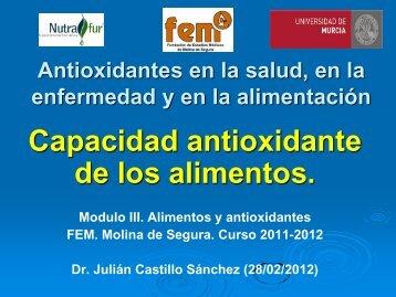 2012-02-28-Capacidad antioxidante de los alimentos