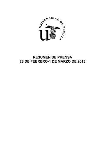 Dossier de prensa 28F-01-Marzo - Lista de alojamientos ...