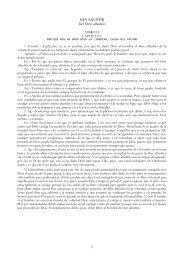 SAN AGUSTÍN.Texto PAU.Del libre albedrío II 1-2.pdf - Campus ...