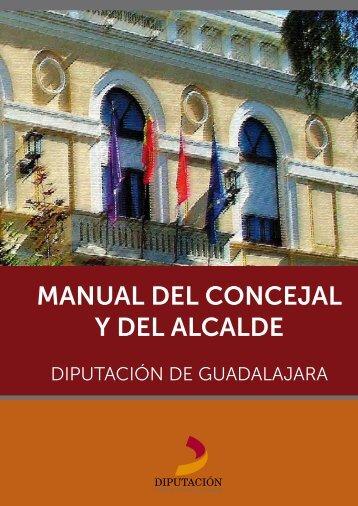 MANUAL DEL CONCEJAL Y DEL ALCALDE