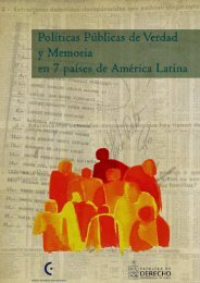 Estudio de Políticas Públicas de Verdad y Memoria en 7 países de ...
